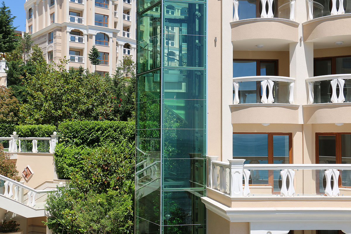 Panoramic 3 Bedroom Apartment In A Gated Residential Complex With Unique Location